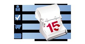 Interactive Calendar - free desktop calendar software and